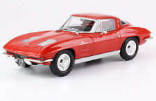 CHEVROLET CORVETTE STINGRAY 1963 1/24 New & Box Diecast model Car auto vintage