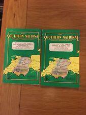 More details for southern national, timetable set, x 2, september 1954.