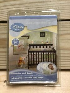 Disney Baby Winnie The Pooh removable wall decals