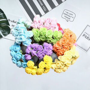 Popular Barbie Doll sized Cloth/Acessory@Any 5 pc Fake Flowers@ON SALE-BEST Gift