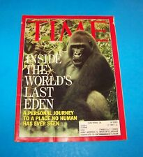 Time Magazine Ndoki Rain Forest Central Africa / Author: Richard Price  1992