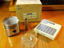 Genuine Kohler Piston with Ring Set .030  8 HP  K161, K181  Part # 41-874-09-S