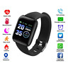 Smart Watch 116 Plus Wristband Fitness Blood Pressure Heart Rate Android