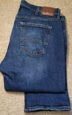 HOLLISTER ORIGINAL- Dark Wash Denim, Mens SLIM.FIT, STRAIGHT LEG Jeans-(38X36)