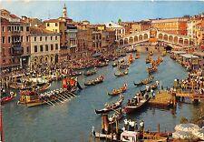 B69567 Italia Venezia Canal Grande Ponte di Rialto boats bateaux italy