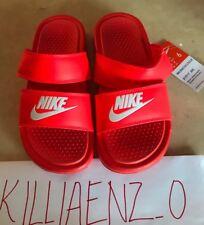 0da9497930c75d Nike WMNS Benassi Duo Ultra Slide  819717-600  Women Slide Shoes Bright  Crimson