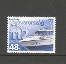 Hungary 2004 SG 4724 Police Day Ships MNH