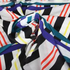Tessuti e stoffe A righe di abbigliamento-abito per hobby creativi