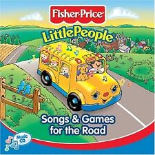 Fisher Price - Little People: Songs and Games for the Road