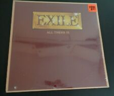 EXILE Vinyl ALL THERE IS Record NEW Free Shipping 1979 Sealed LP