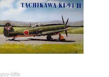 Chasseur-Intercepteur Japonais TACHIKAWA Ki-94 II - KIT RS MODELS 1/72  N° 92019