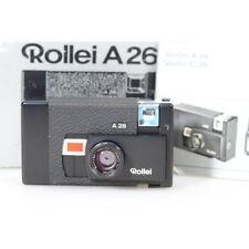 Rollei A26 Kleinbildkamera mit Sonnar 3,5/40 Objektiv