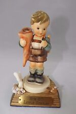 "5 1/2"" Hummel Figurine Little Scholar # 80 TMK 6 w/ base"