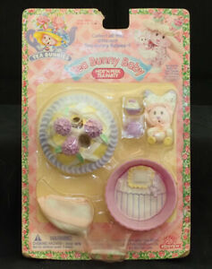 Baby Tea Bunnies - SNUGGLY SWEET LAVENDER Baby Tea Bunny and Me - Kidsview MOC