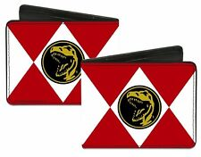 Wallet Mighty Morphin Power Rangers Red PRJ