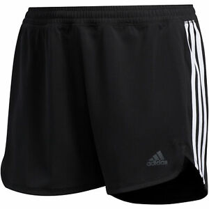 Adidas Womens 3 Stripes Plus Size Shorts  (4X)