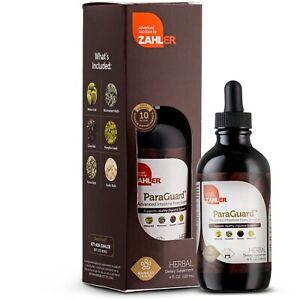Zahler ParaGuard, Powerful Parasite Cleanse for Humans, Detox Kosher Supplement