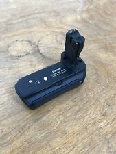 Used CANON BG-E4 Battery Grip for EOS 5D I