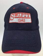 Swiftly Gas Embroidered Patch Look Logo Employee Hat by Cobra Caps