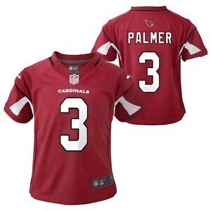 Carson Palmer Arizona Cardinals NFL Nike Boys Red  Game Jersey