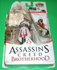 Assassins Creed Brotherhood EZIO AUDITORE DA FIRENZE Gamestars Figure NIB