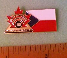 Hockey Pin - 1991 World Junior Hockey Championship Team Czechoslovakia