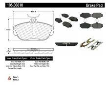 Centric Parts 105.06010 Front Super Premium Ceramic Brake Pads
