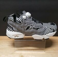 Reebok Insta Pump Fury OG MU DV7305 men size 5  Black White women size 7