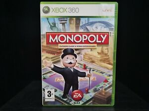 Monopoly (Microsoft Xbox 360, 2008)