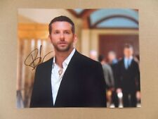 """Bradley Cooper Signed /Autographed Photo """"Limitless"""""""