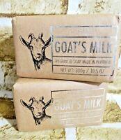 2 Castelbel Porto Goat's Milk Luxury Soap Bar 10.5oz Portugal Made