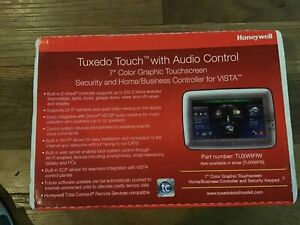 Honeywell Tuxedo Touch with Audio Control and WiFi- White BRAND NEW IN BOX