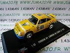 voiture 1/43 HIGH SPEED : PORSCHE 911 carrera RS coupé 2.7 1973 rallye MIB