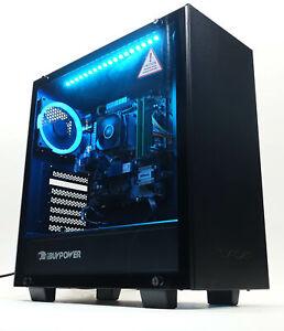 iBUYPOWER ARC502108A Ryzen 3 3200G 16GB 240GB SSD 1TB HDD Windows 10 Desktop PC