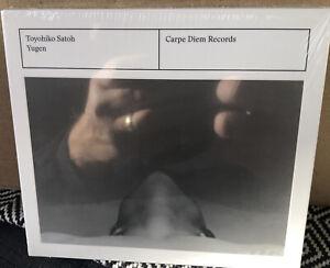 Yamada - Satoh: Yugen [CD] New Sealed Digipak Cd Free Post U.K.