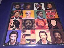 Pete Townshend The Who Face Dances Hand Signed Album Autographed w/COA