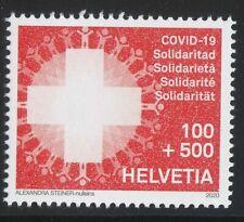 Zwitserland 2020 Virus Solidariteit zegel !      PRESALE !!    luxe postfris/mnh