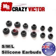 6 Pairs S/M/L Silicone Earbuds For Sennheiser Sony Denon Skullcandy UE Earphone