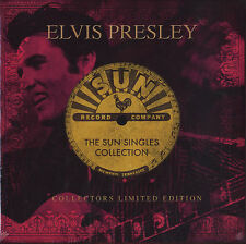 "Elvis Presley - The Sun Singles Collection on 7"" Pink Vinyl NEW RRP $69.95"