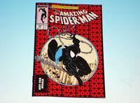 Amazing Spider-man #300 Todd Mcfarlane Marvel Comics Wal-mart Promotional Htf