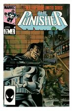 Punisher #2 1986 VF (Marvel)