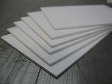 A4 White Correx Board  x5 3mm Thick