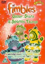 Fimbles - Glitter, Stars And Sparkly Things (DVD, 2003)