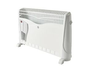 FREESTANDING CONVECTOR ELECTRIC HEATER 2100-2500W 6O
