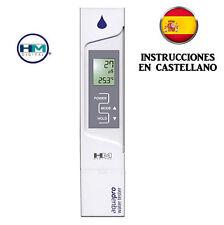 Medidor De Tds Y Temperatura Pureza Del Agua Ap1 Hm Digital