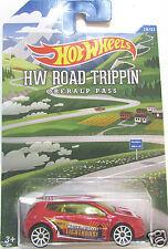 Hot Wheels Volkswagen Scirocco GT 24 - red