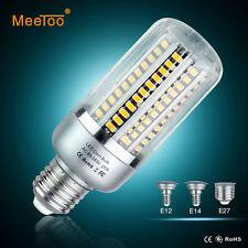 E27 E14 E12 Led  Light  Bulb 5736SMD 5/10/15/20/25W Corn Lamps AC110V/220V