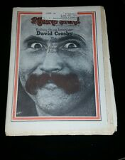 Rolling Stone David Crosby Issue # 63 July 23 1970 Excellent Condition