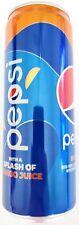 NEW Pepsi With Mango Juice Flavor Soda 12 Oz Tall Can FREE WORLDWIDE SHIPPING