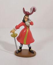 """4.5"""" Captain Hook PVC Action Figure Disney Peter Pan"""